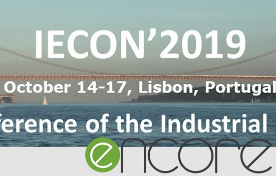Attending IECON 2019